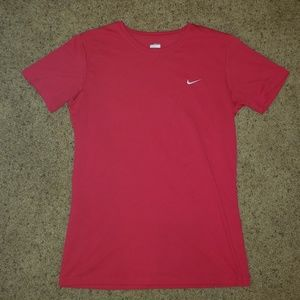 Nike Fit Dry Hot Pink Size Medium